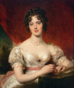 Mary Anne Bloxam by Thomas Lawrence