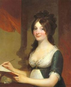 Portrait of a Young Woman Gilbert Stuart