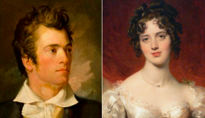 The Earl and Countess of Arlington